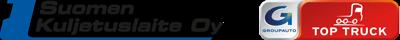 Suomen Kuljetuslaite Oy Logo
